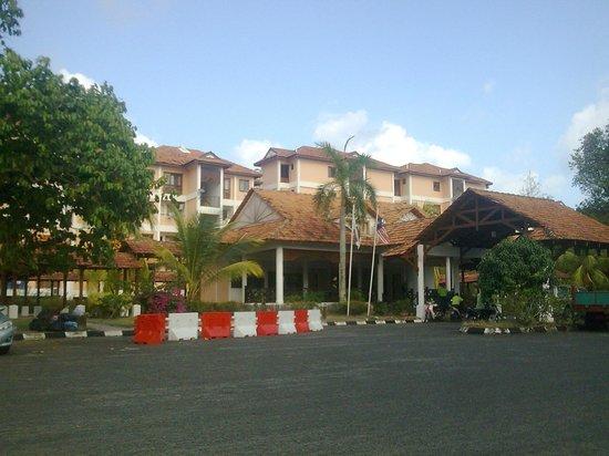 Resorts World Kijal: the aparments at awana kijal...