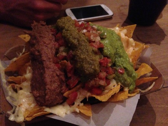 Taco Local : The Nachos!