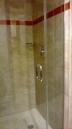 Harrah's Resort Atlantic City: shower