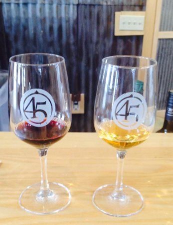 45 North Vineyard: Dessert Wines