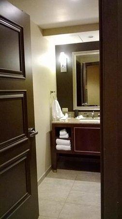 Harrah's Resort Atlantic City: bathroom