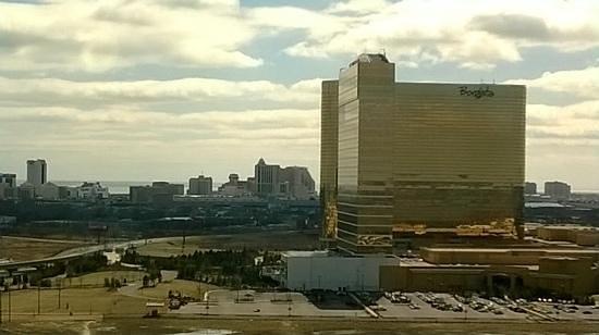 Harrah's Resort Atlantic City: view from room
