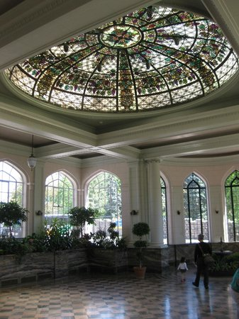 Casa Loma: The Conservatory
