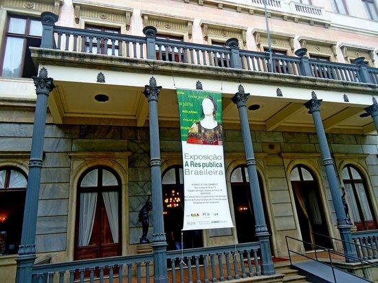 Museu da República: exposição