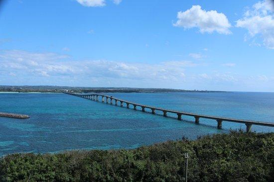Kurima Bridge: From Kuruma Island