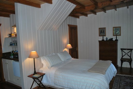Retiro Park Lodge : Our room