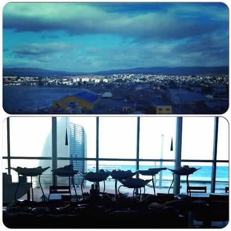 Hotel Dreams del Estrecho : Vista