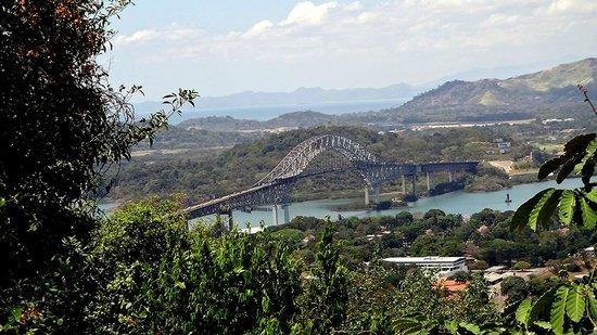 Ancon Hill: Vista puente