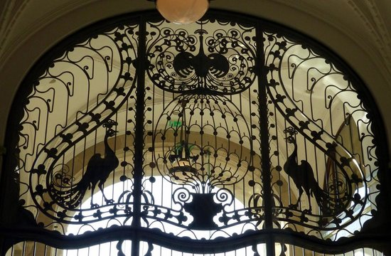 Four Seasons Hotel Gresham Palace: Entrance at Four Seasons