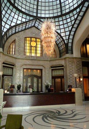 Four Seasons Hotel Gresham Palace: Four Seasons - Greshem Palace in Budapest