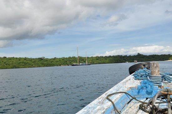 The Lovina: Going snorkelling