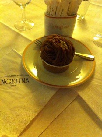 Angelina : Mont Blanc