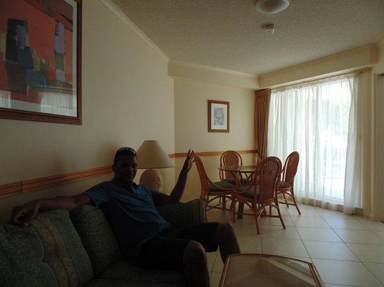 Breakfree Alexandra Beach Premier Resort: Comfortable and bright