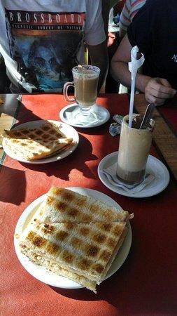 Cerro Otto: Prueben el café vienes!