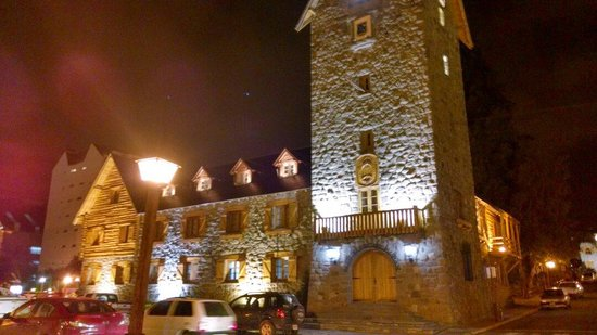 Centro Civico: Centro cívico por las noches...