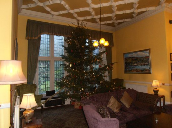 Stonefield Castle Hotel: Sitting Room