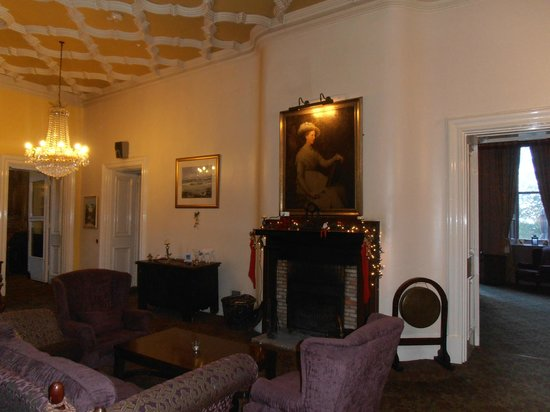 Stonefield Castle Hotel : Sitting Room