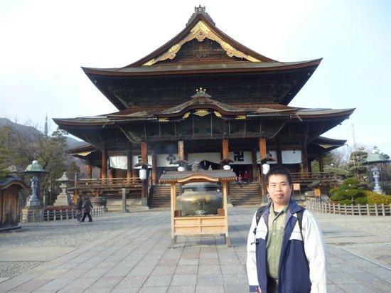 Zenko-ji Temple : วัดเซ็นโคจิ Zenkoji