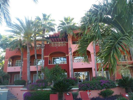Hacienda del Mar Vacation Club : Ocean front building