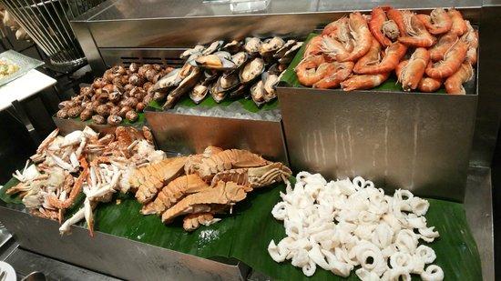 Latest Recipe: seafood