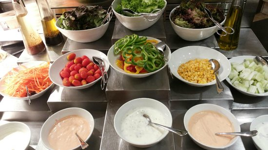 Latest Recipe: salads