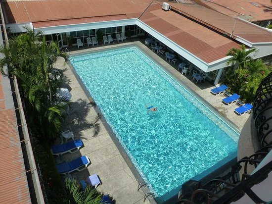 Clarkton Hotel: プール