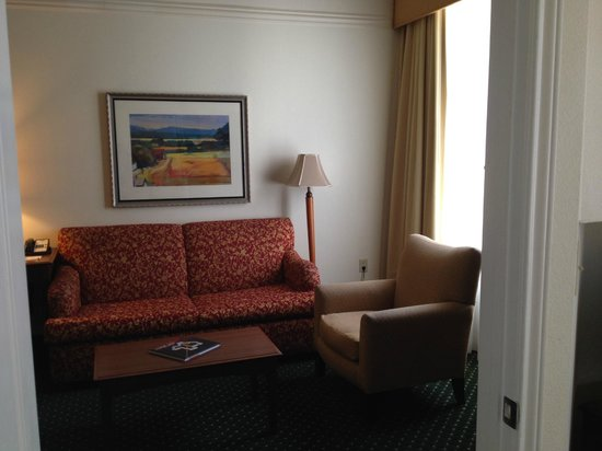 Residence Inn by Marriott Fort Worth Cultural District: Living room