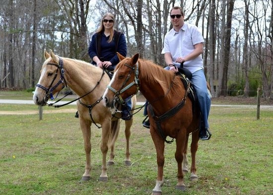 Wampee Stables : Awesome photos, all part of the experience