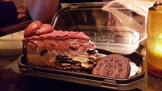 The Cheesecake Factory: Oreo
