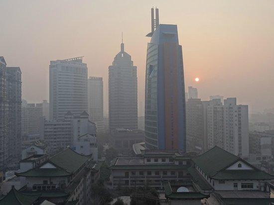 Grand Park Wuxi : 霧霾嚴重的中國空氣