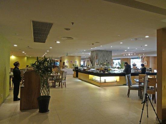 Grand Park Wuxi : 8樓早餐餐廳