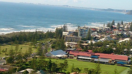 Peppers Broadbeach : View from Bedroom balcony