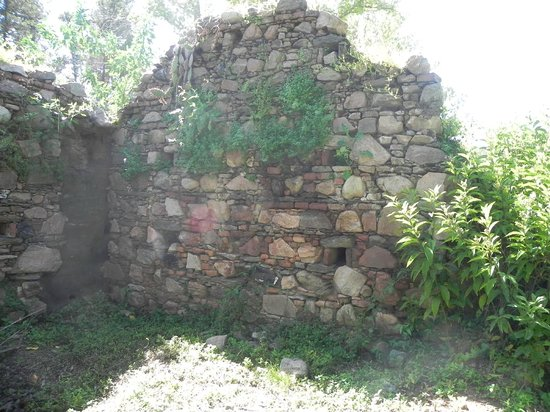Estancia Santa Catalina: Ruinas