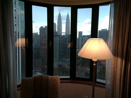 Dorsett Kuala Lumpur: View from my room