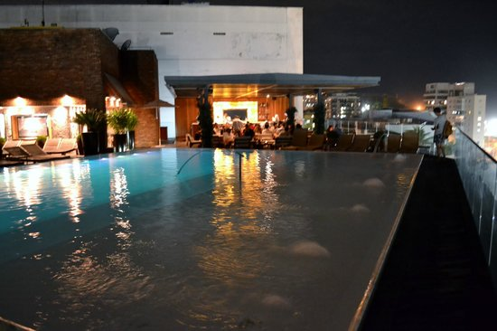 Hotel Fasano Rio de Janeiro: Bar da Piscina
