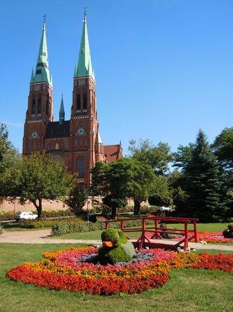 Basilica of St. Anthony of Padua: Bazylika św. Antoniego w Rybniku