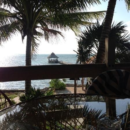Xanadu Island Resort: View from room 3