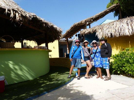 Posada Galapagos: En los Bohios, espectacular