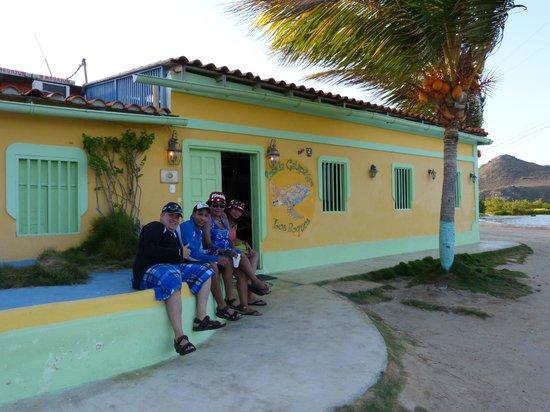 Posada Galapagos: En la Posada