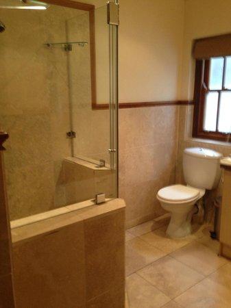 Oude Werf Hotel: banheiro 2
