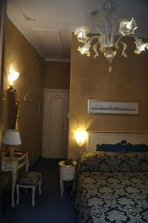 Hotel Becher: chambre 302