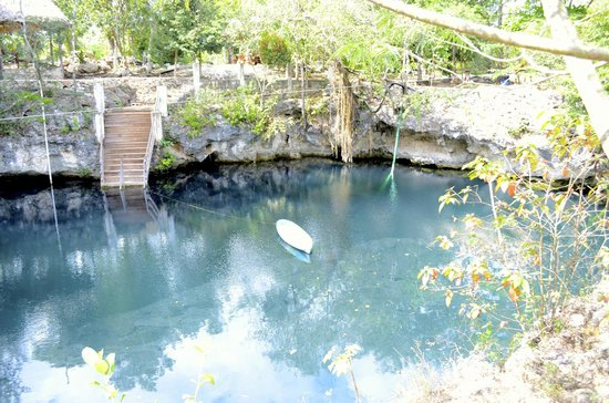 Cenote Popol Vuh: Cenote