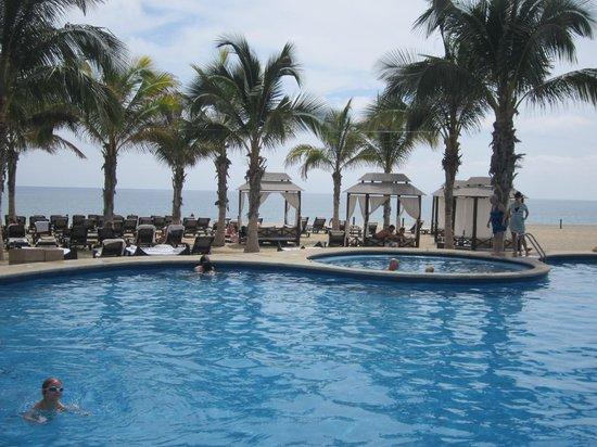 Hyatt Ziva Los Cabos: pool area