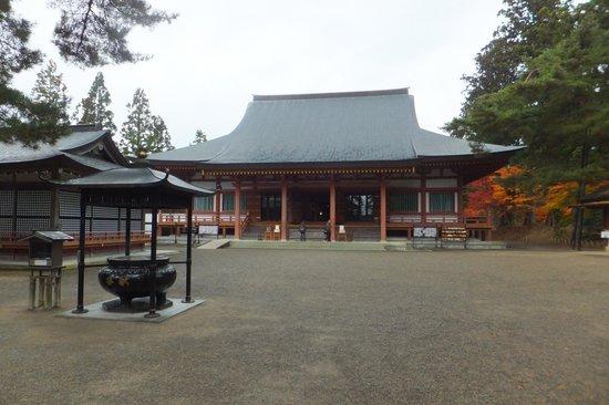 Motsu-ji Temple: 庭園