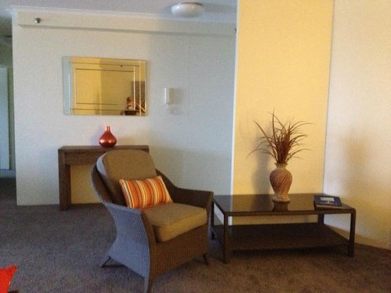 The Meriton on Main Beach: Renovations and new furniture and beds