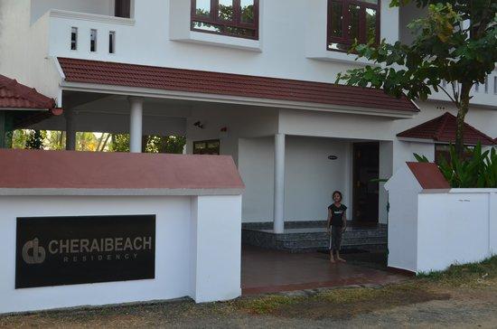 Cherai Beach Residency: The Property