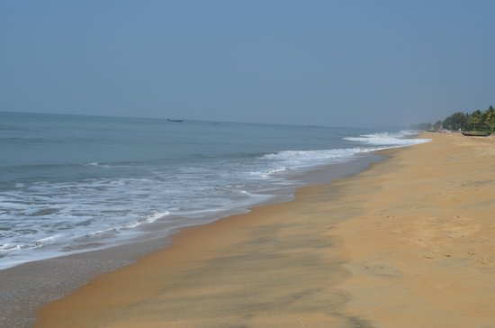 Cherai Beach Residency: Another one of the beach