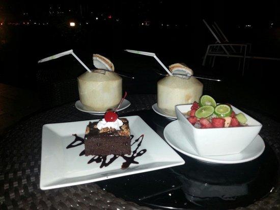 ibis Bangkok Riverside : Mitternachts snack