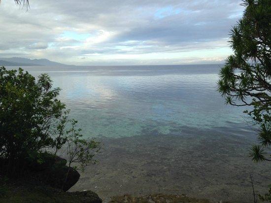 Sampaguita Resort : Vistas.