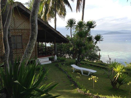 Sampaguita Resort: Vistas.